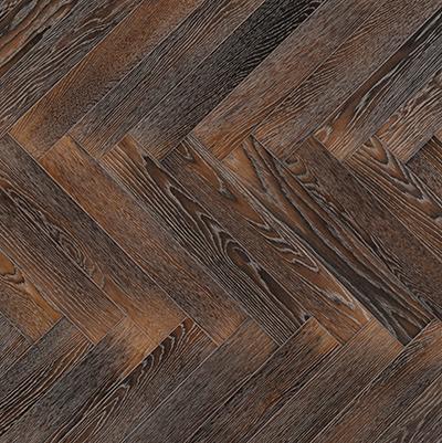 Engineered Floor-Oak-Herringbone