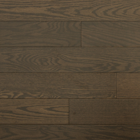 Engineered floor-Red Oak-Walnut