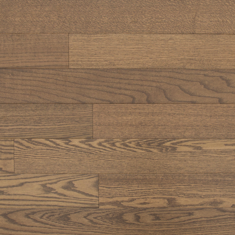 Engineer floor-Red Oak-Gunstock